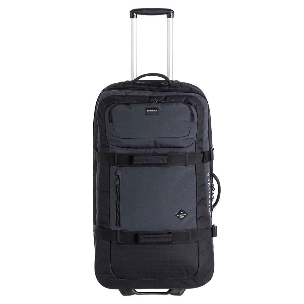 Cestovní taška Quiksilver Reach black