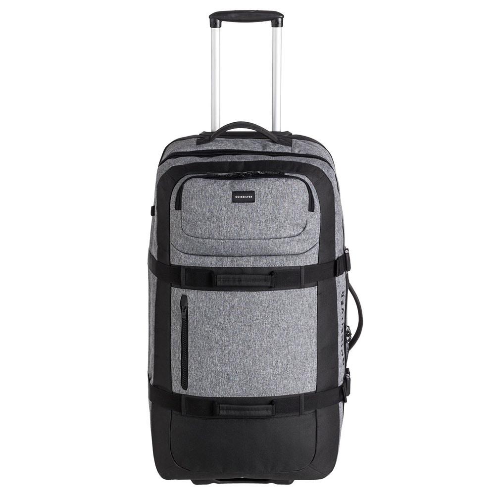 Cestovní taška Quiksilver Reach light grey heather