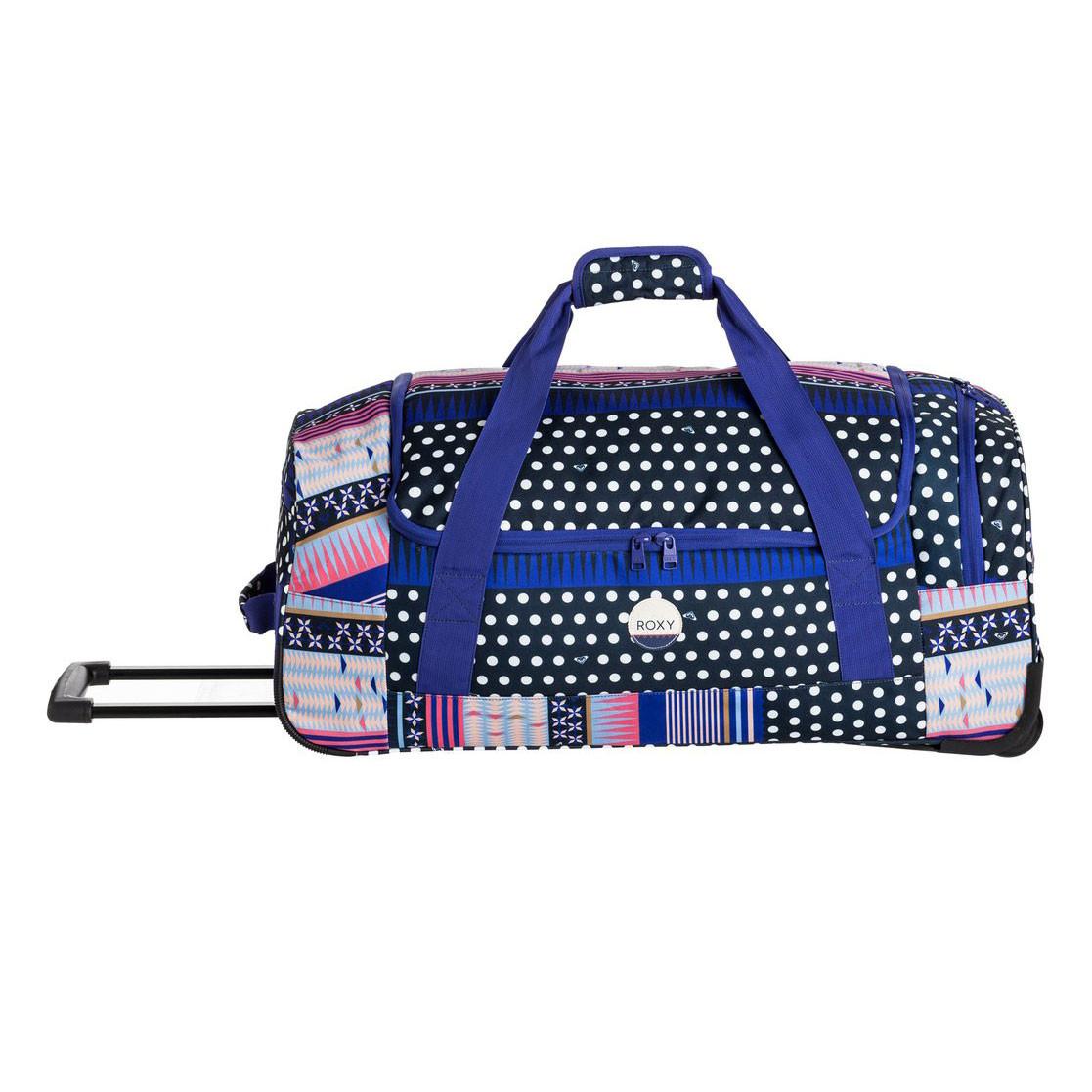 Cestovní taška Roxy Distance Accross dress blues wintery geo