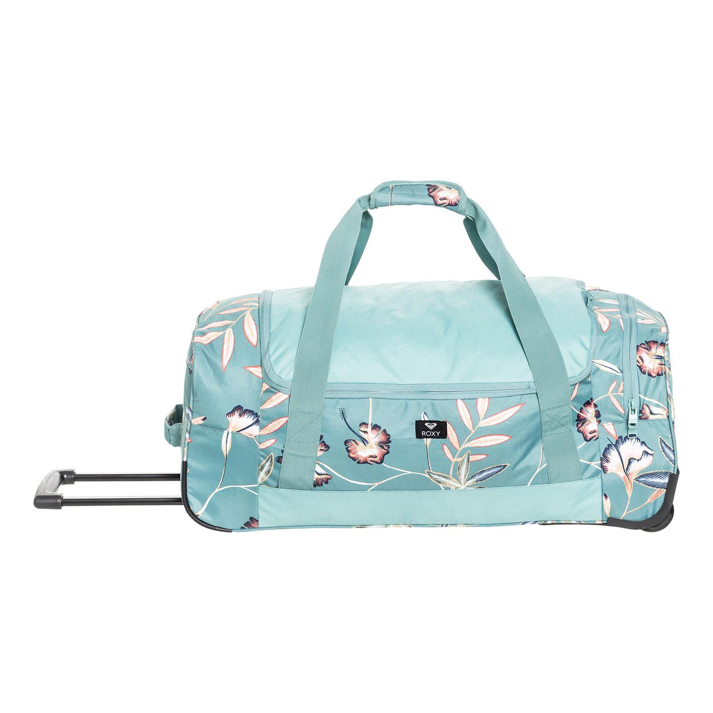 f6ec18caab Travel bag Roxy Distance Across trellis bird flower