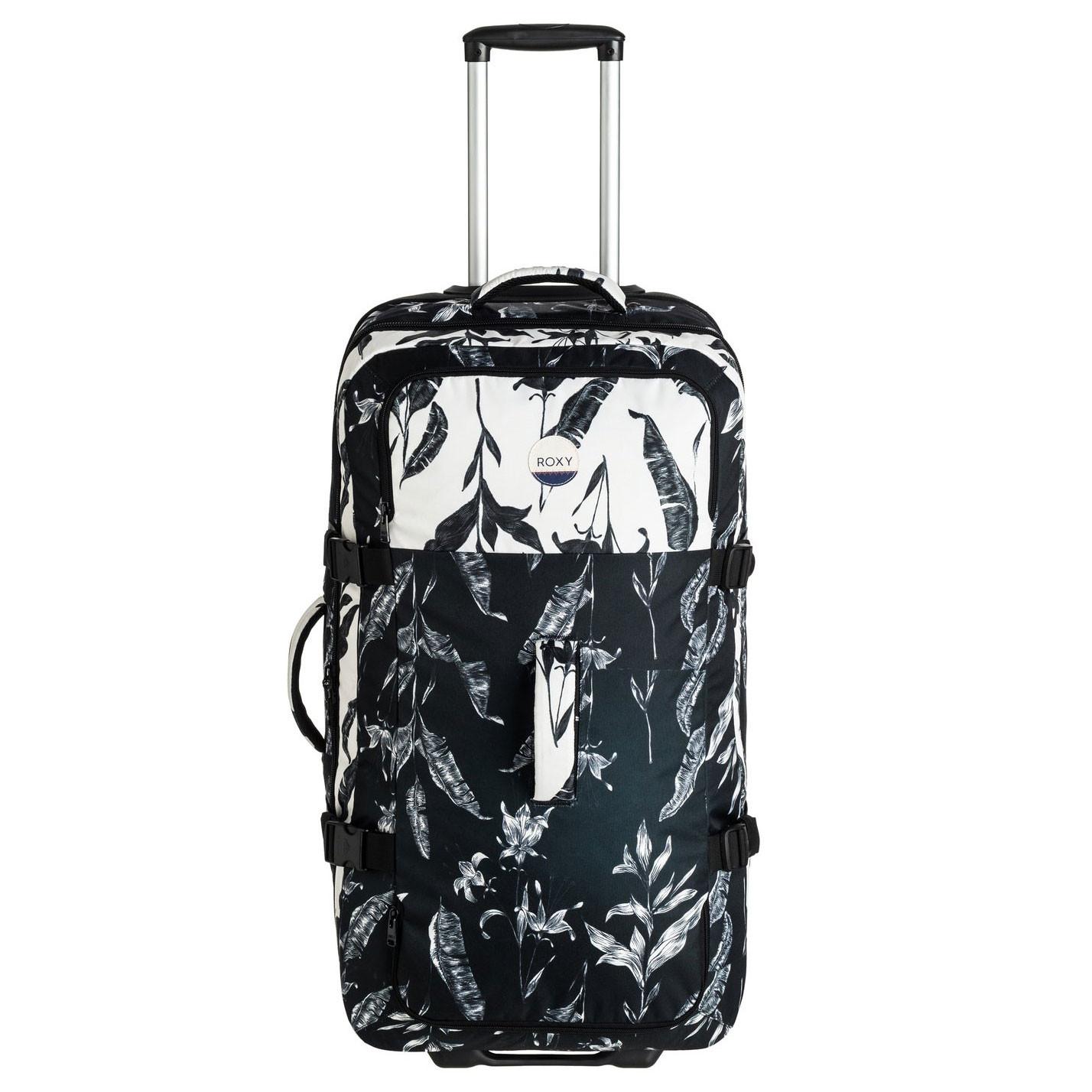 Cestovní taška Roxy Fly Away Too anthracite love letter
