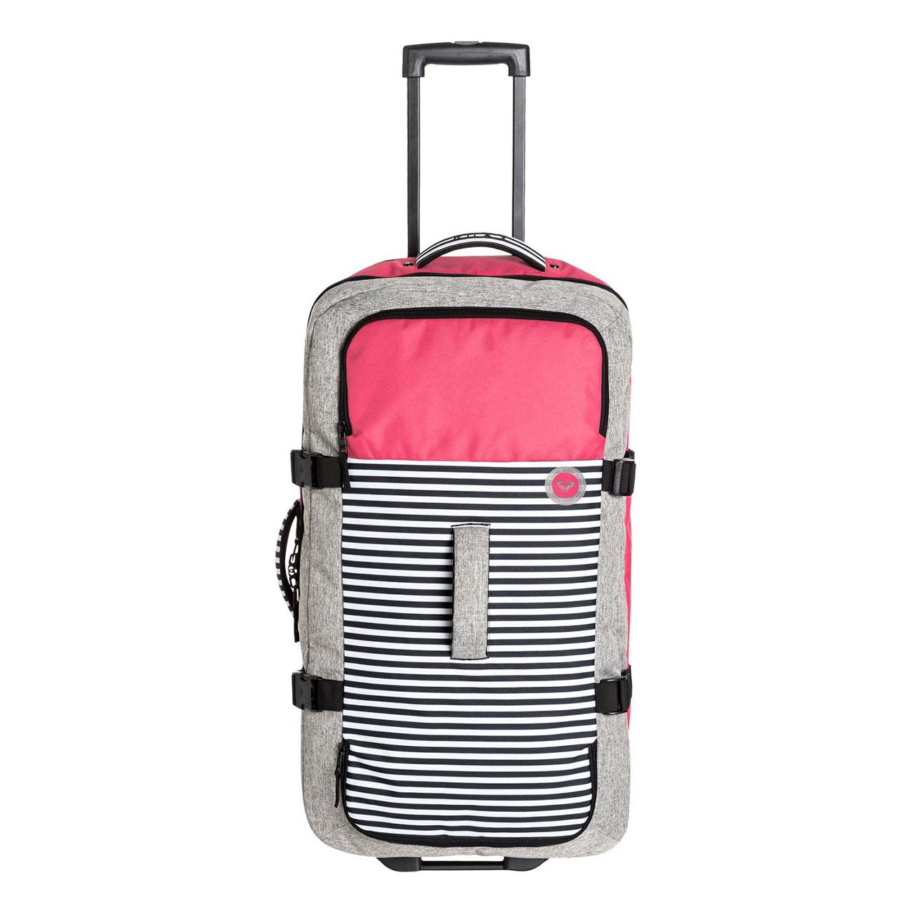 Cestovní taška Roxy Fly Away Too heritage heather