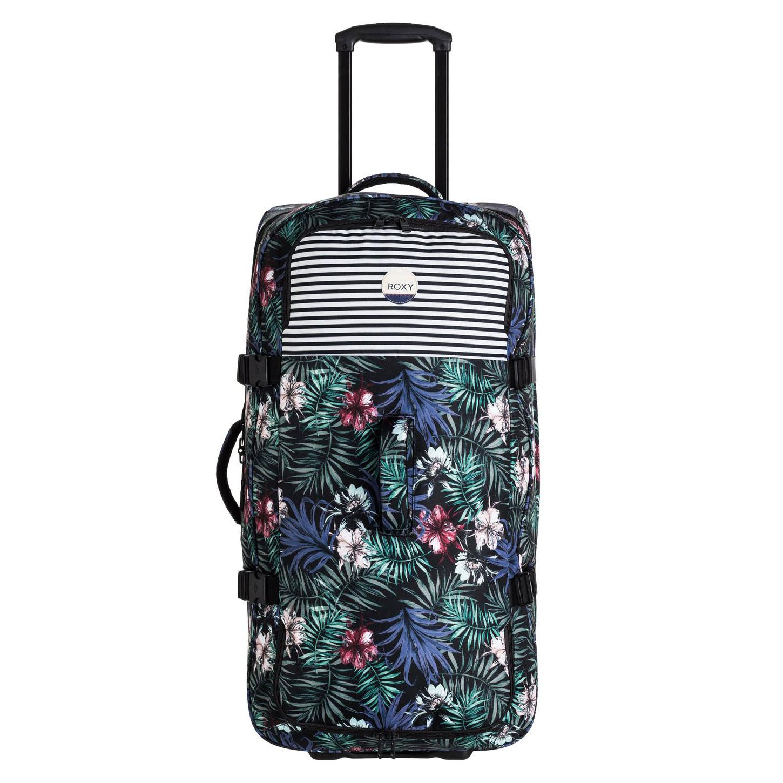 Cestovní taška Roxy Long Haul anthracite swim belharra flowe