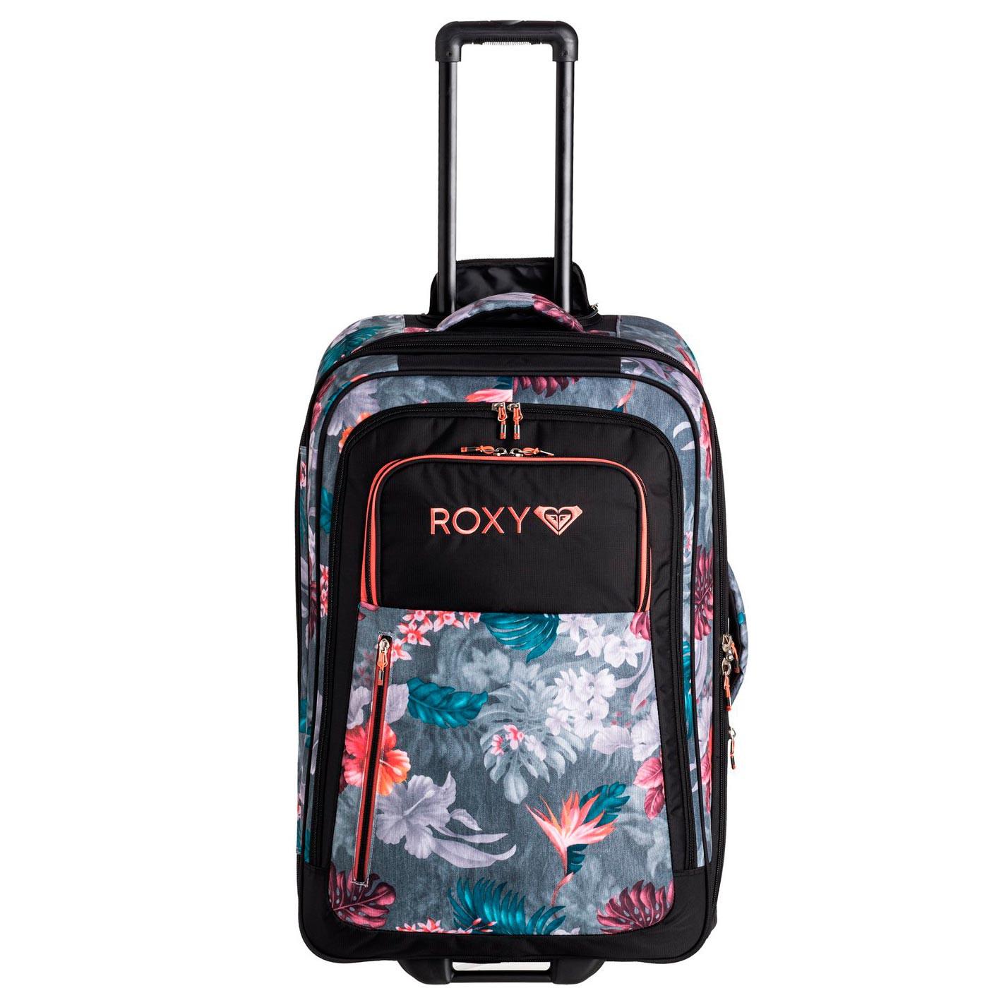 Cestovní taška Roxy Long Haul Travel hawaiian tropik paradise pink vel.110 L 16/17 + doručení do 24 hodin