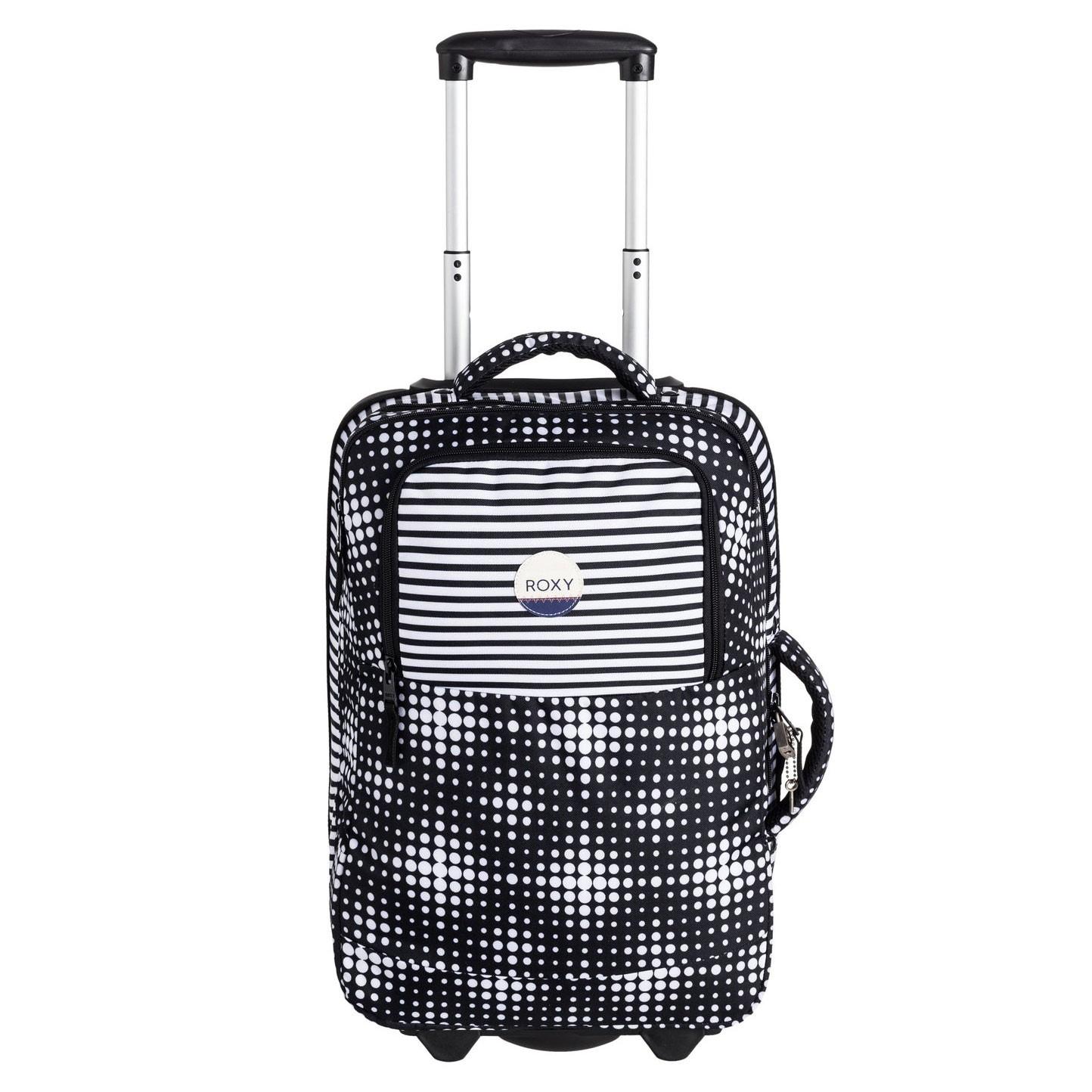 Cestovní taška Roxy Roll Up anthracite opticity vel.35L 50×32×22 cm 17 + doručení do 24 hodin