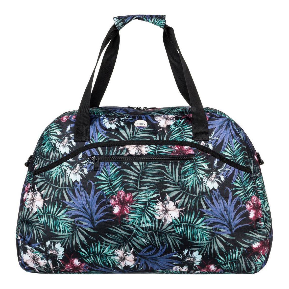 Cestovní taška Roxy Too Far anthracite swim belharra flowe