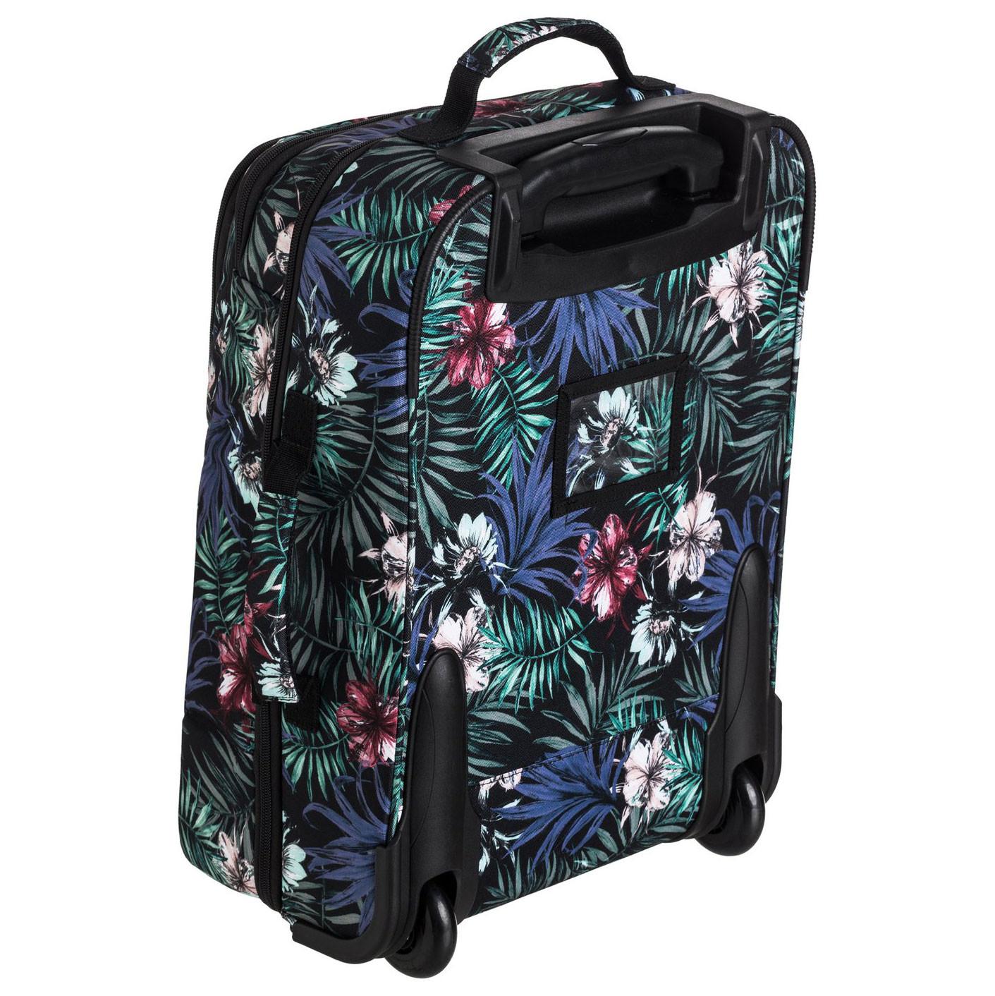 Travel bag Roxy Wheelie anthracite swim belharra flowe | Snowboard ...