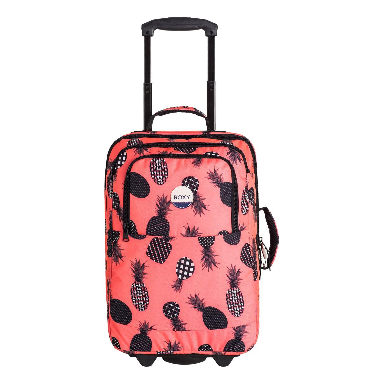 Cestovní taška Roxy Wheelie ax neon grapefruit vel.35L 48×34×21 cm 17 + doručení do 24 hodin