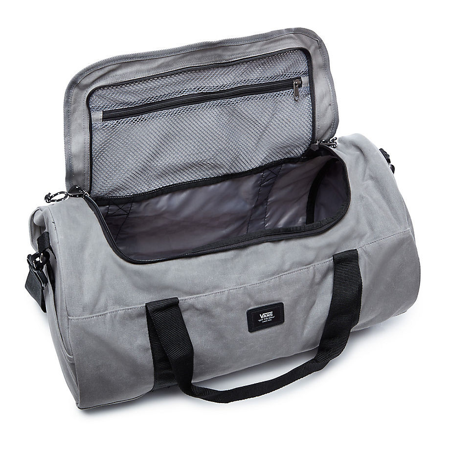 6b69c81fe0 Travel bag Vans Grind Skate Duffel frost grey