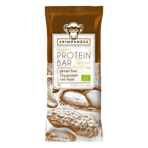 Chimpanzee Organic Protein Peanut Butter