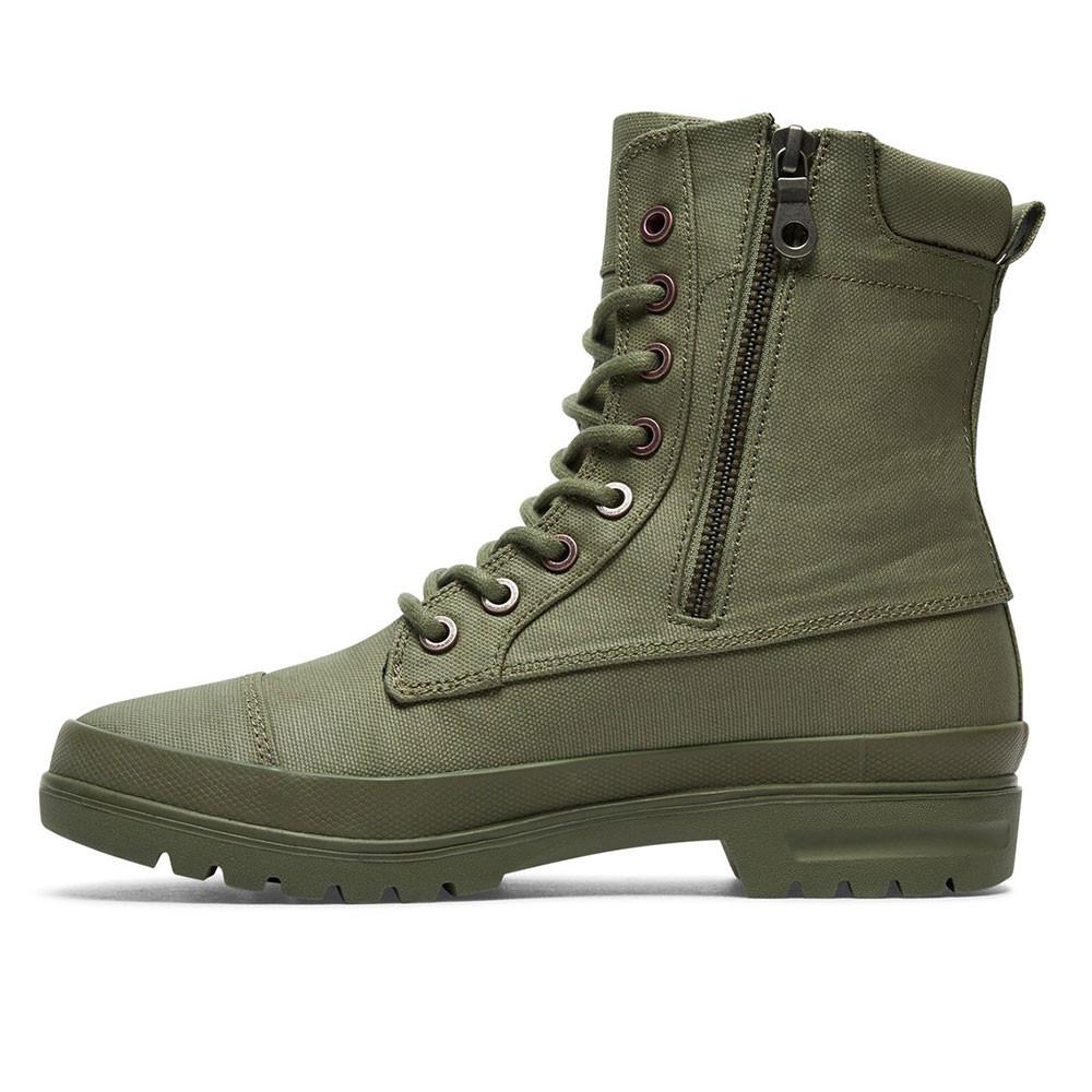 Zimní boty DC Amnesti Tx olive  223fc0c718