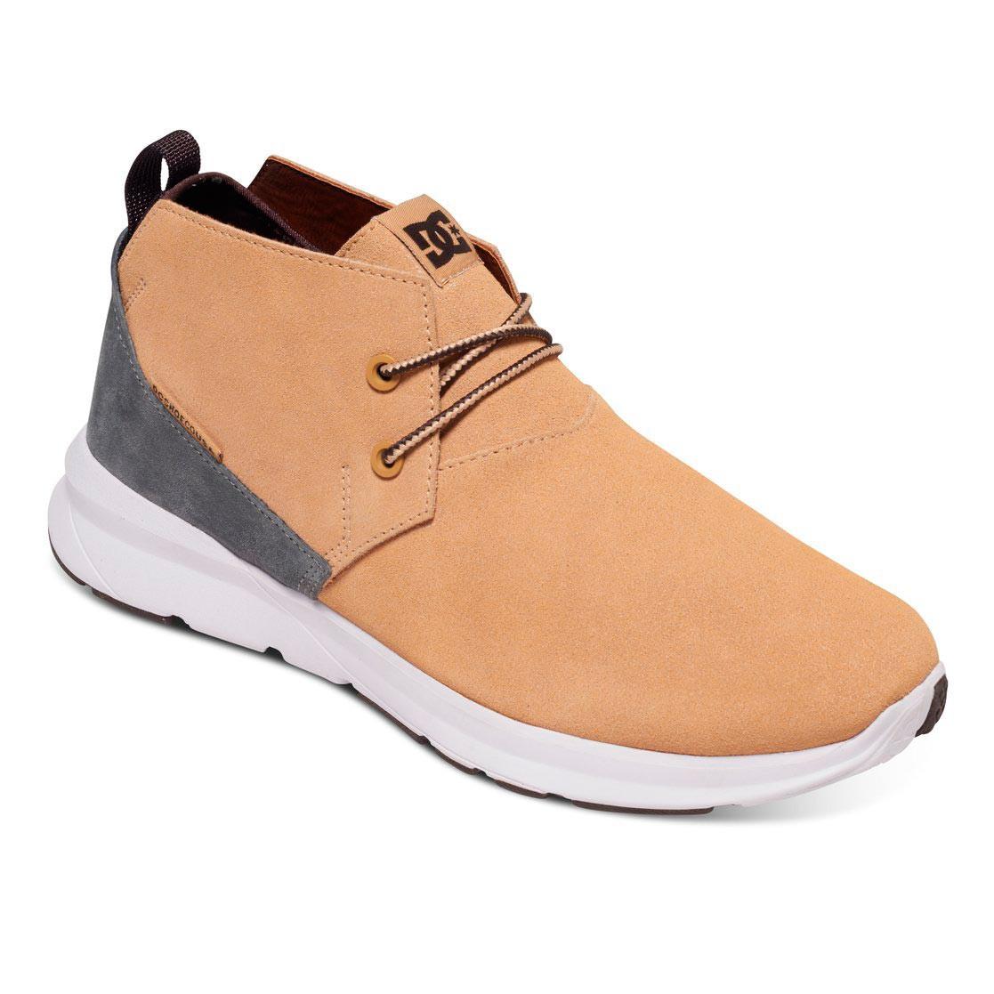 Zimní boty DC Ashlar tan