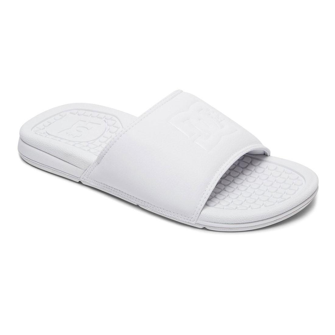 5291addfd7f3be Flip-Flops DC Bolsa Womens Se white white white