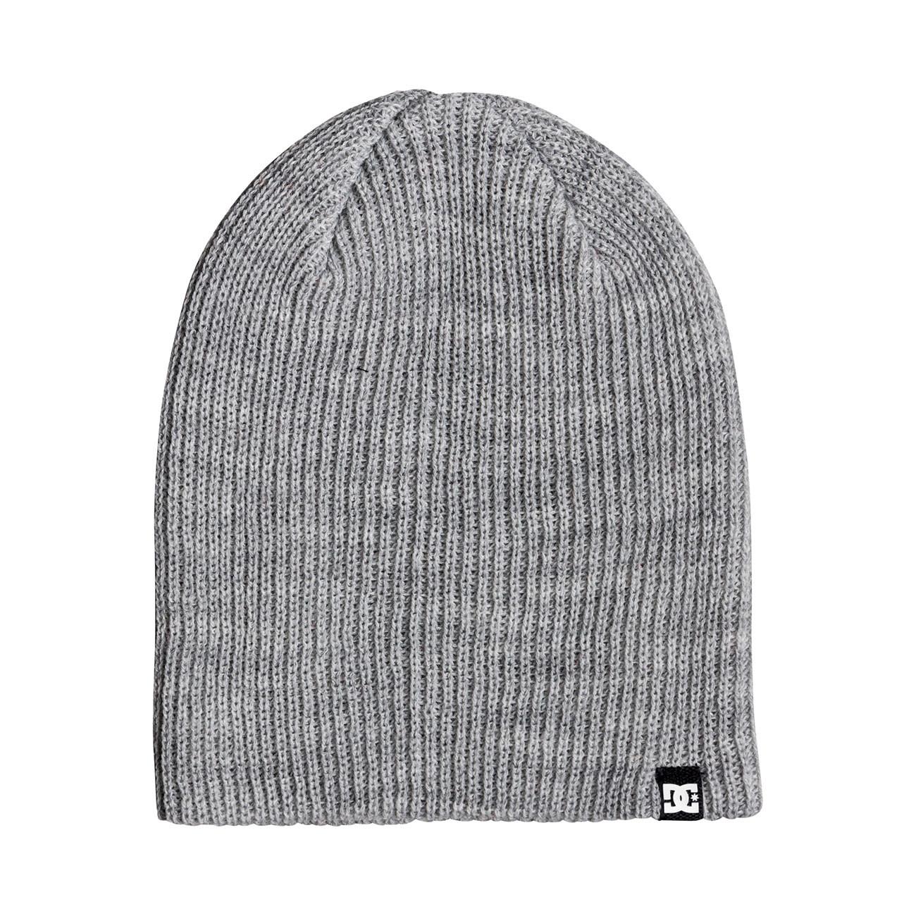 02c1fb8b7 Zimná čiapka DC Clap heather grey | Snowboard Zezula