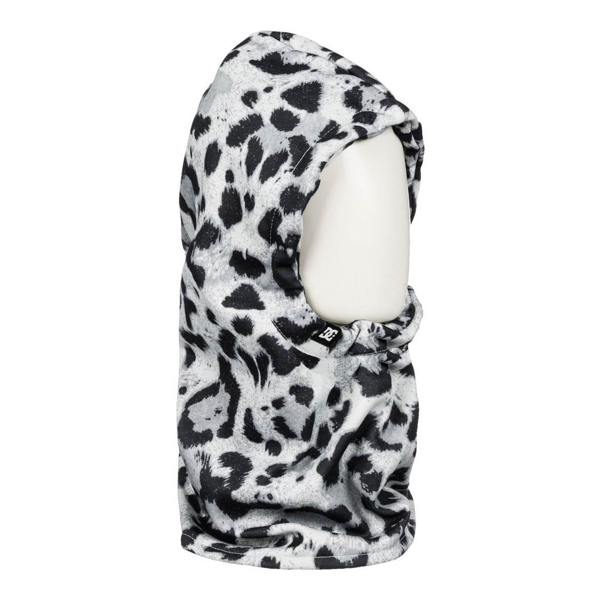 Kukla DC Hoodaclava snow leopard