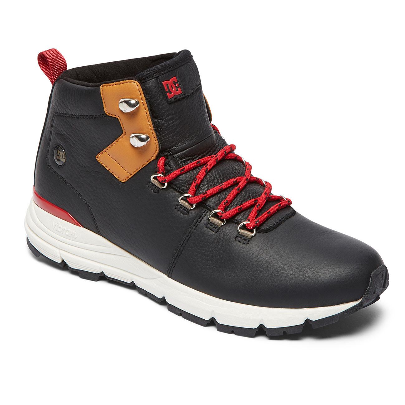Zimní boty DC Muirland LX black brown black  63681c9b61
