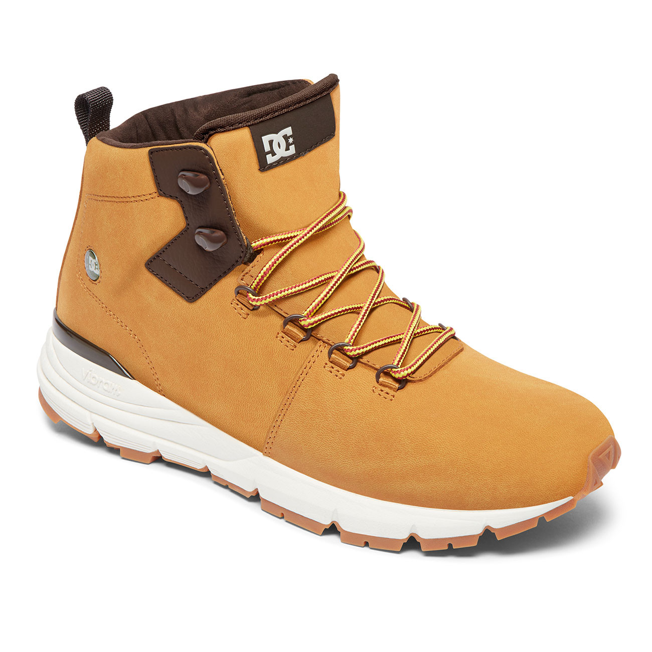 Zimní boty DC Muirland wheat  a3ce45342c
