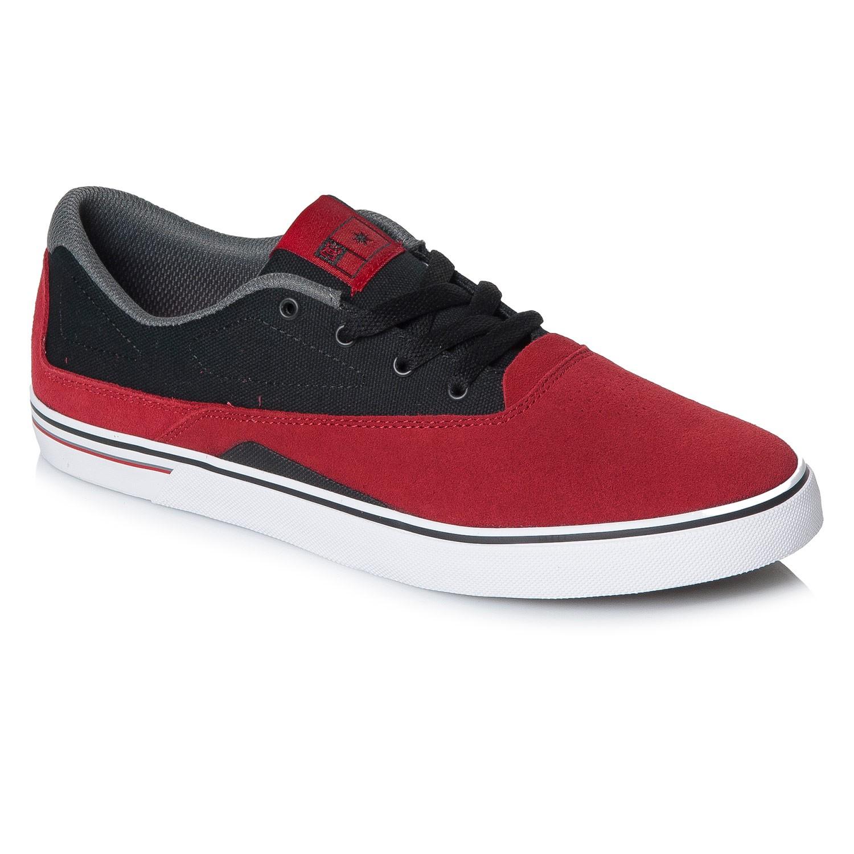 Tenisky DC Sultan S red/black