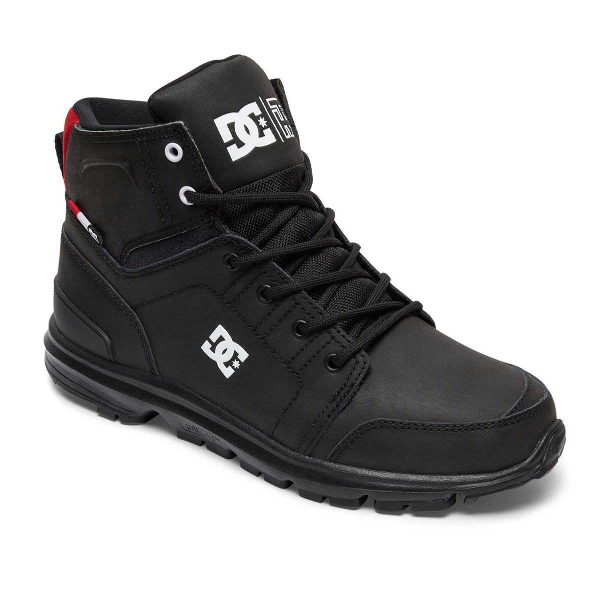 Zimní boty DC Torstein black/athletic red/white