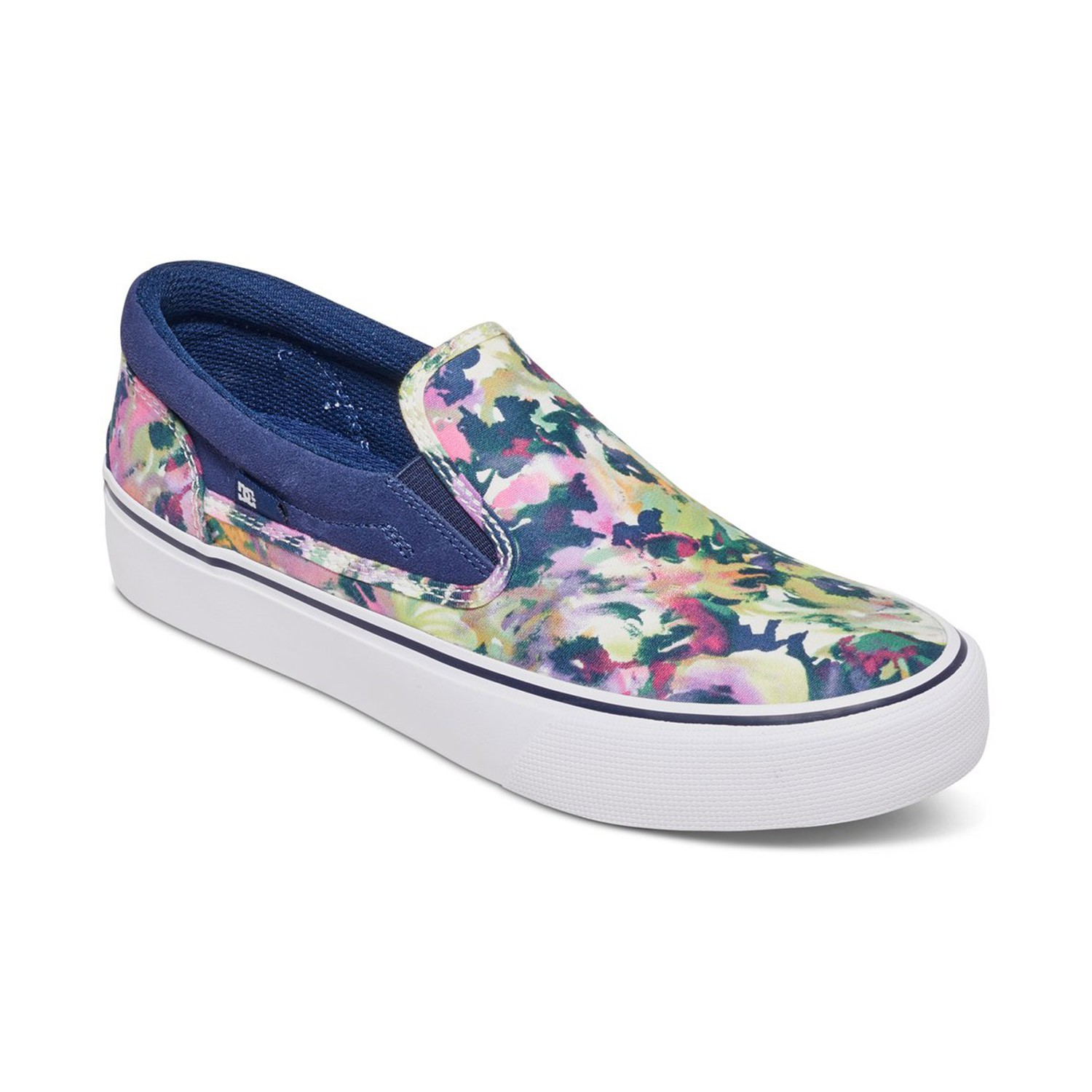 160a53452c1c76 Dc Slip On Shoes At Journeys - Style Guru  Fashion