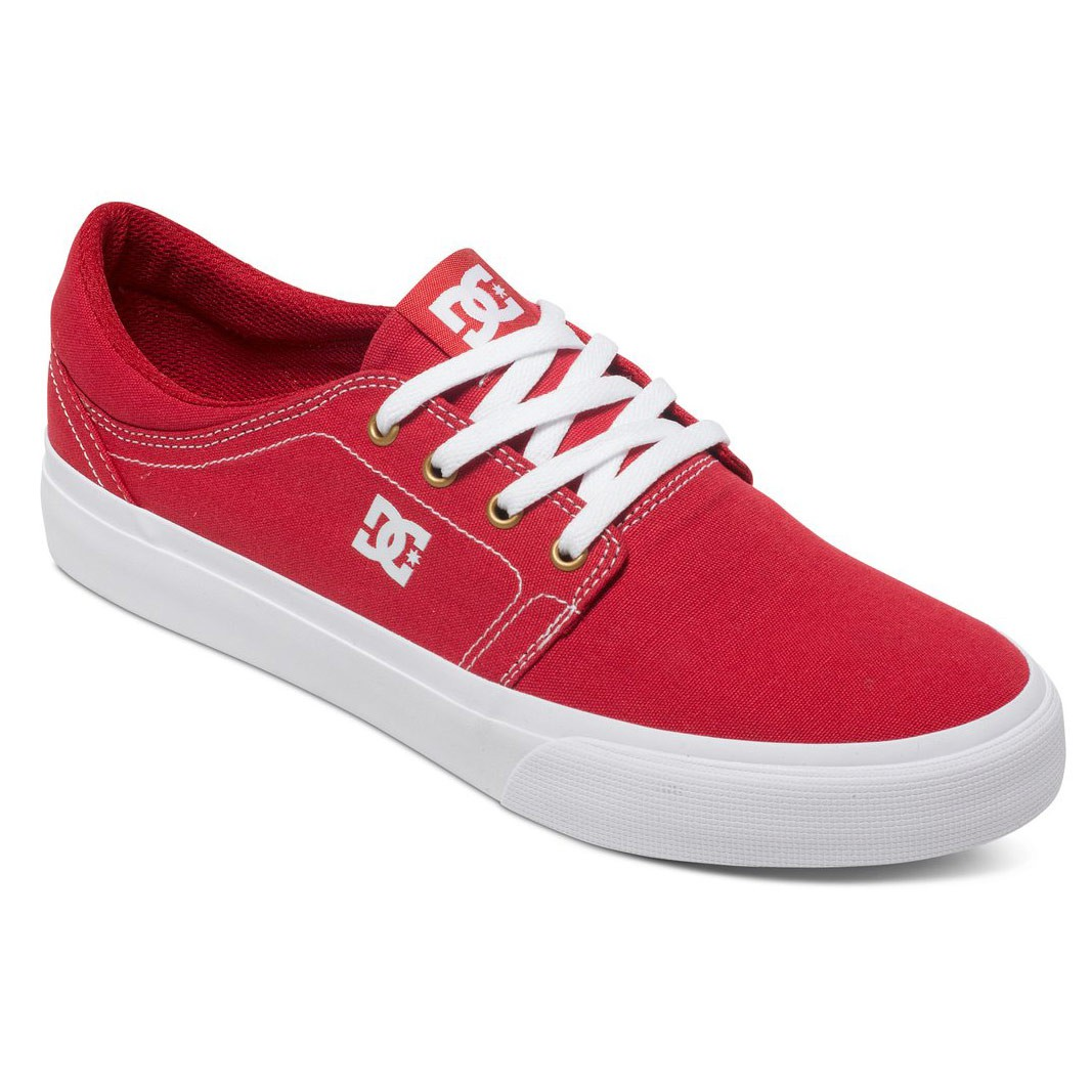 Tenisky DC Trase Tx red/white