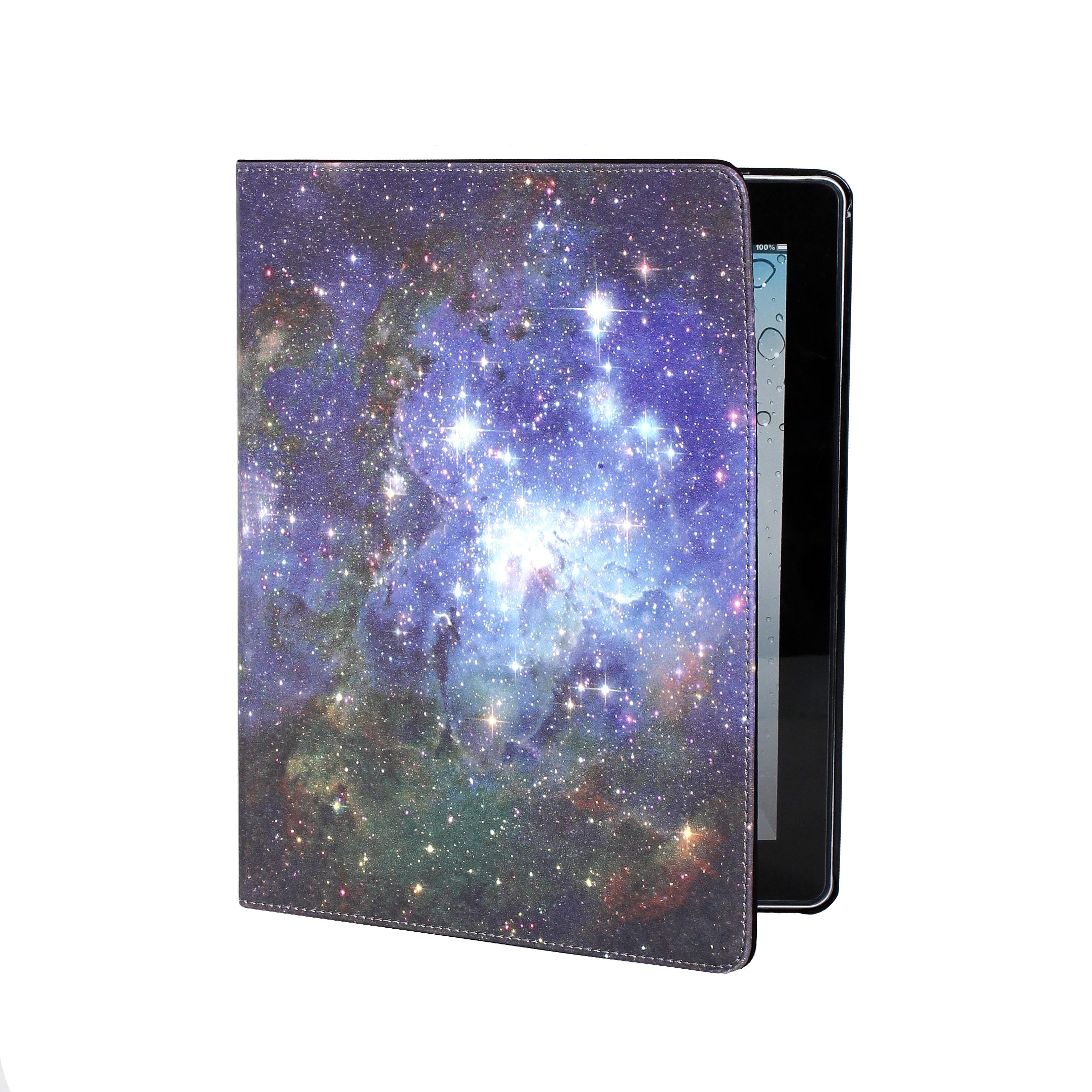 Obal Dedicated Space Ipad Book black