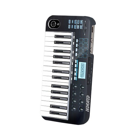Obal na telefon Dedicated Synthesizer Iphone 5 black