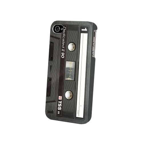 Obal na telefon Dedicated Tape Black Iphone 4 black