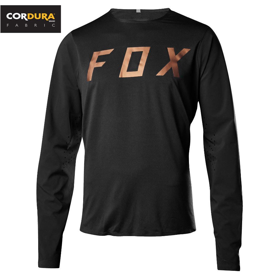 Fox Attack Pro Jersey black  6a6beac2c3