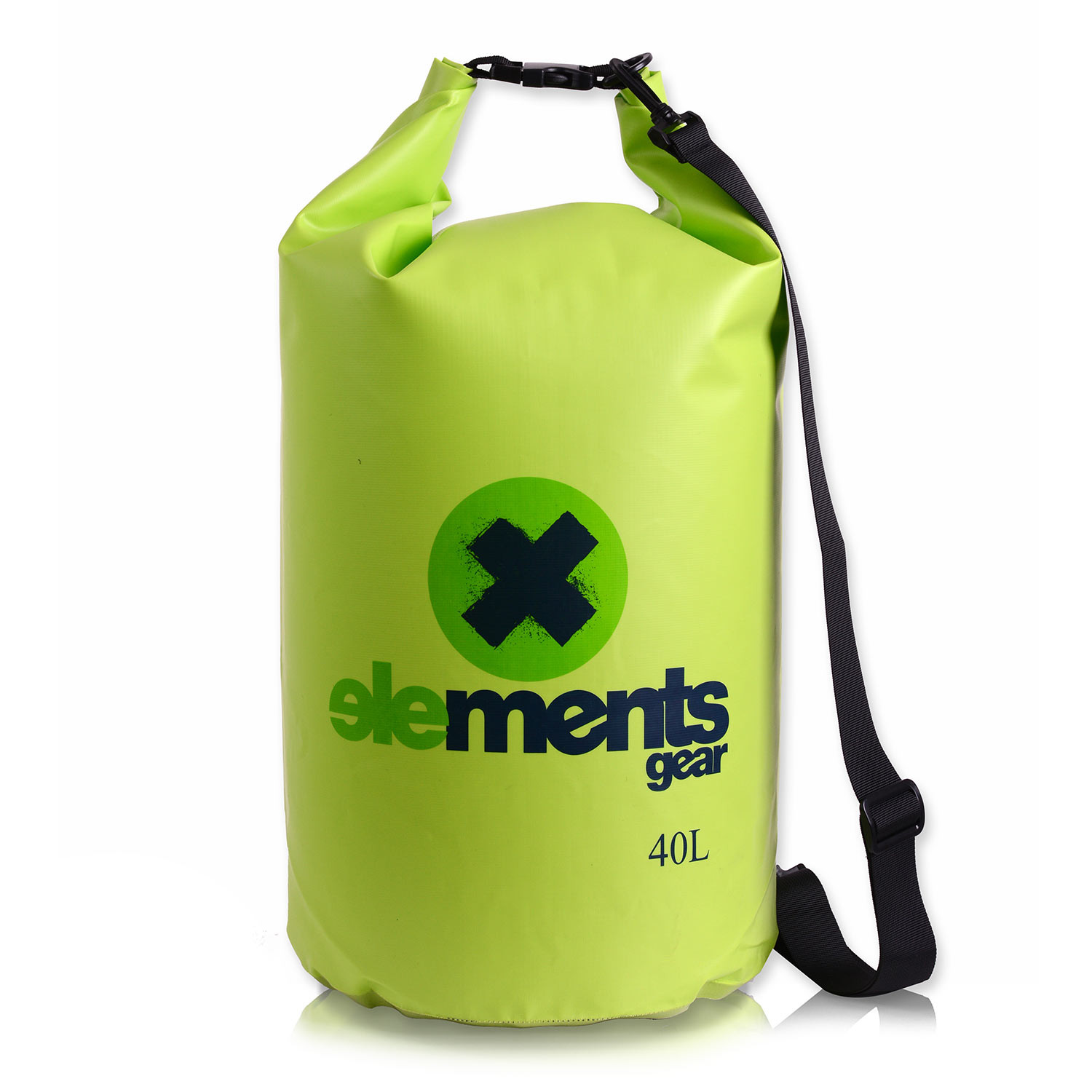 Batoh Element Gear Expedition 40L lime