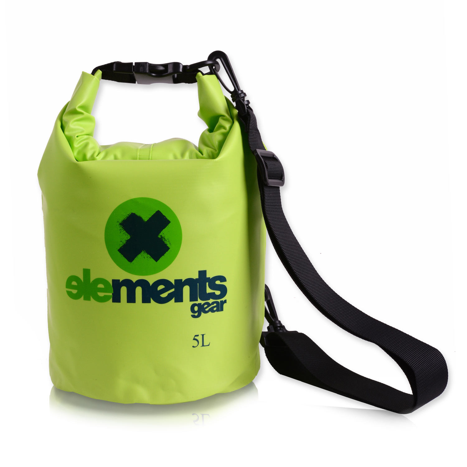 Batoh Element Gear Expedition 5L lime