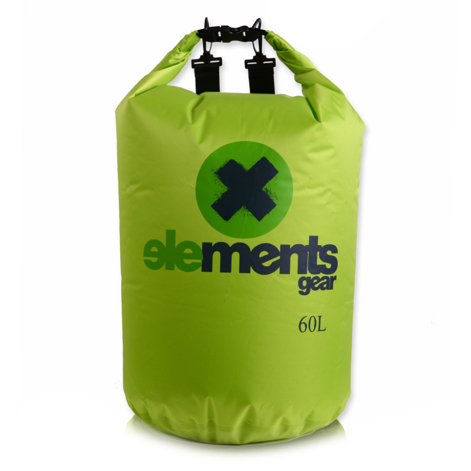 Batoh Element Gear Expedition 60L lime