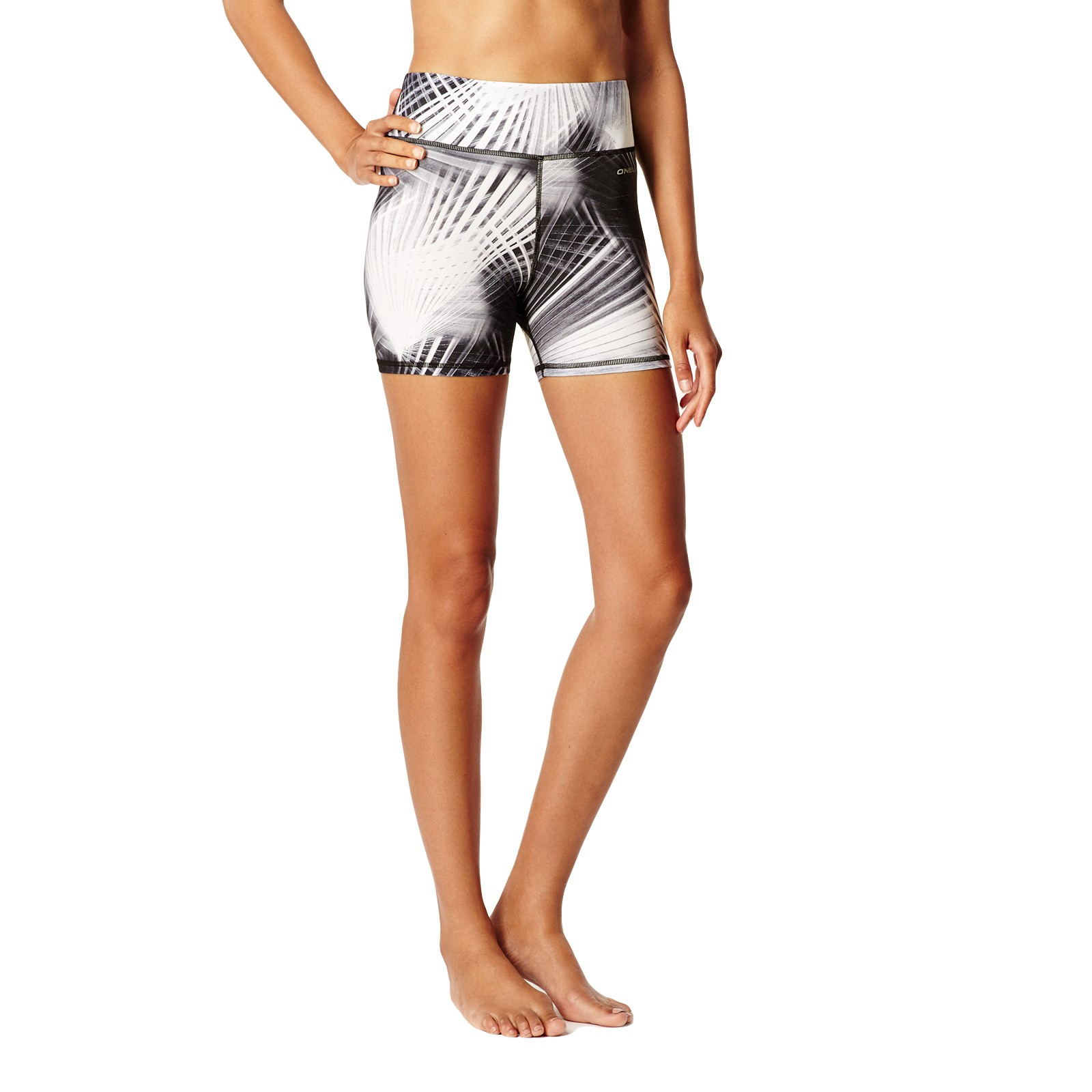 Fitness O'Neill Active Shorts black aop
