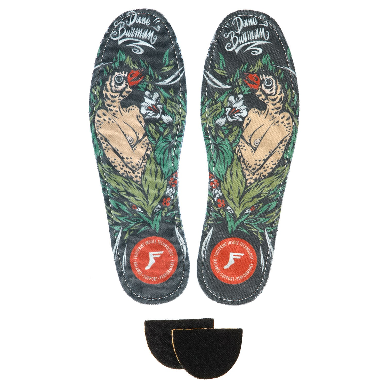 Footprint High Profile Kingfoam Insoles