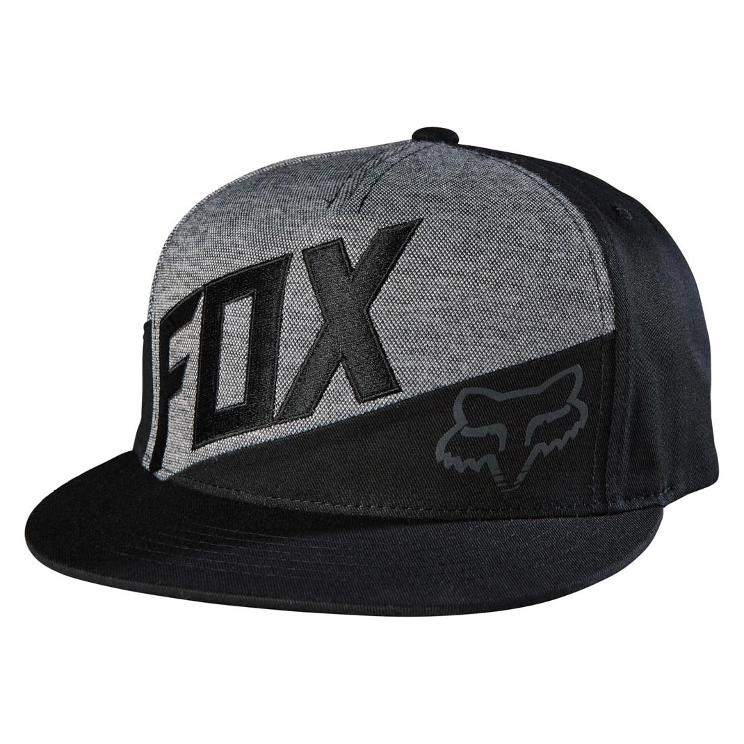 Kšiltovka Fox Conjunction black