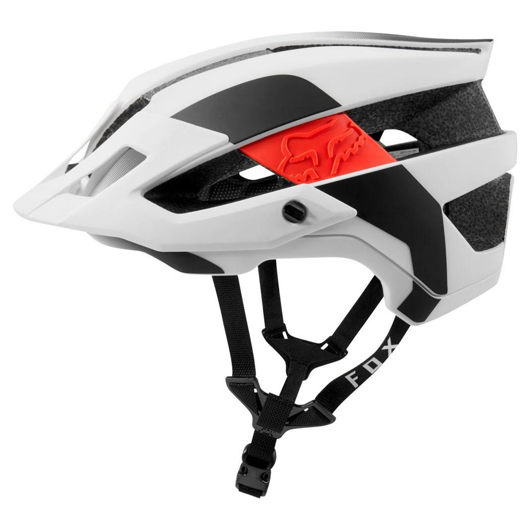f0bd4a267 Helma Fox Flux Mips Conduit white/black | Snowboard Zezula