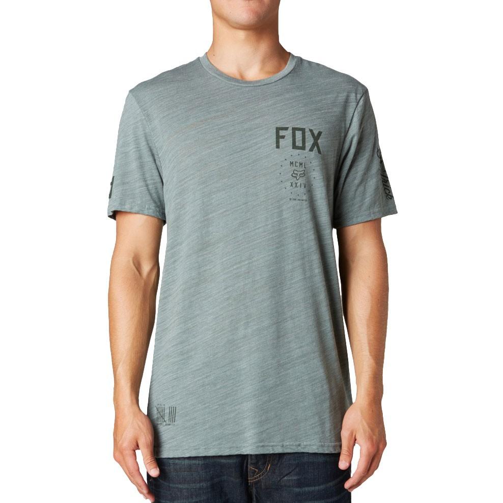 Tričko Fox Ironeye sage