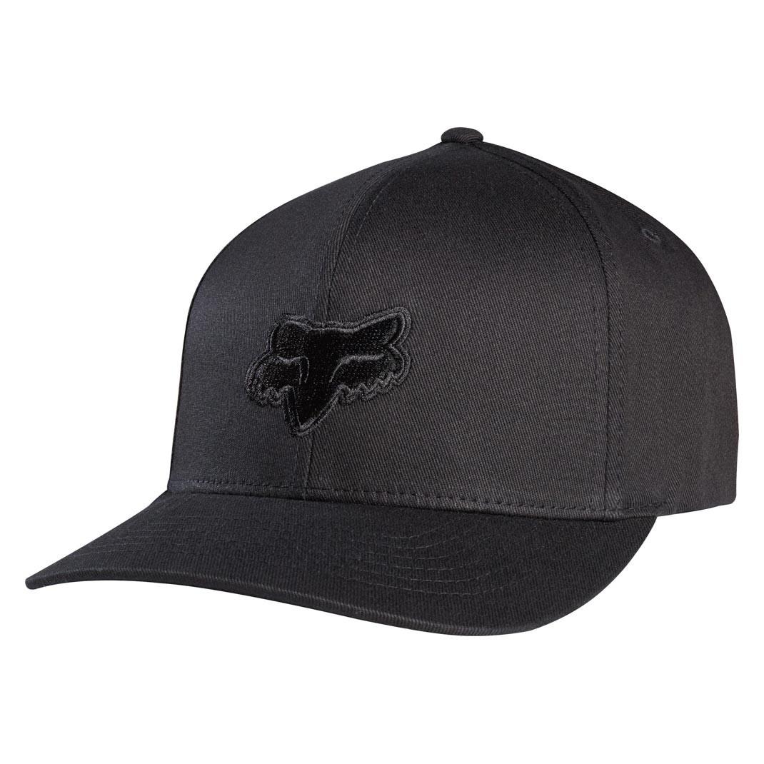 Kšiltovka Fox Legacy black/black