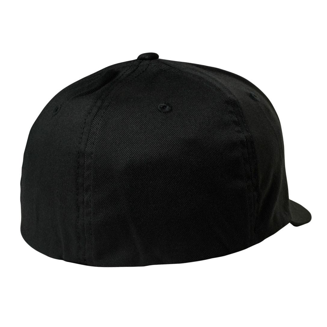 Kšiltovka Fox Resolved Flexfit black  c30e991101