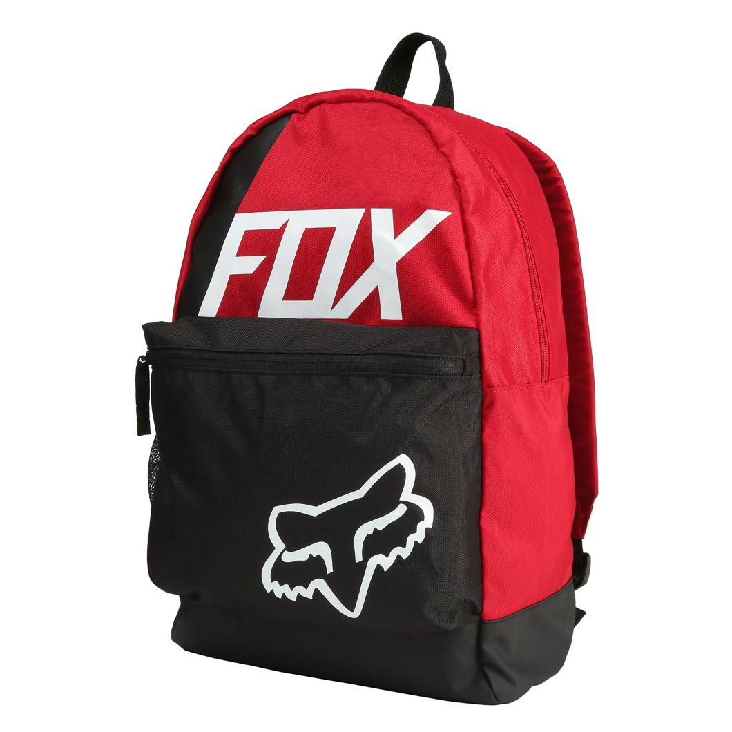 Batoh Fox Sidecar Kick Stand dark red