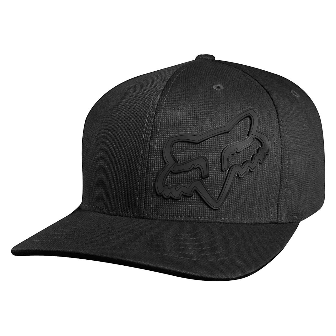 Kšiltovka Fox Signature black
