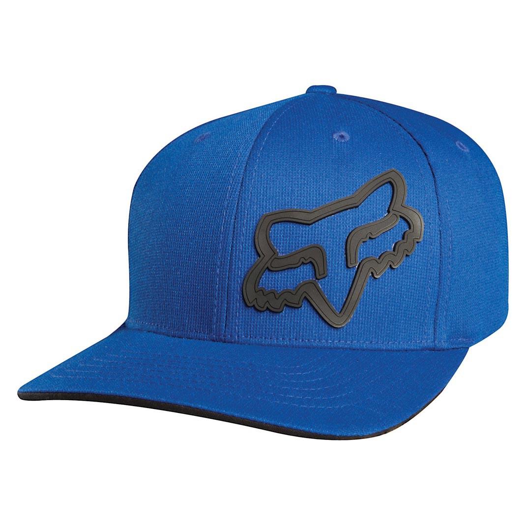 Kšiltovka Fox Signature blue