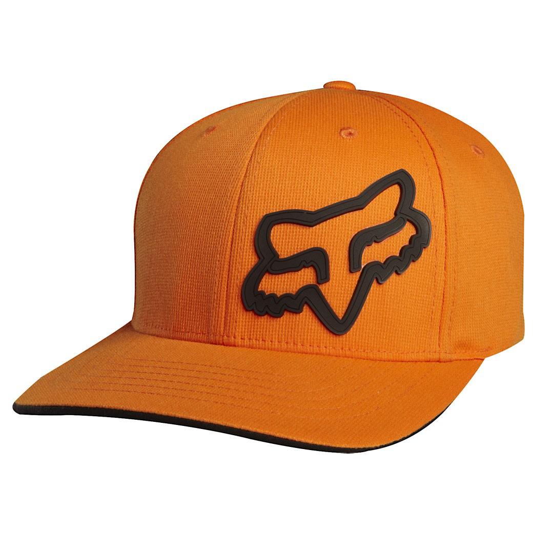 Kšiltovka Fox Signature orange