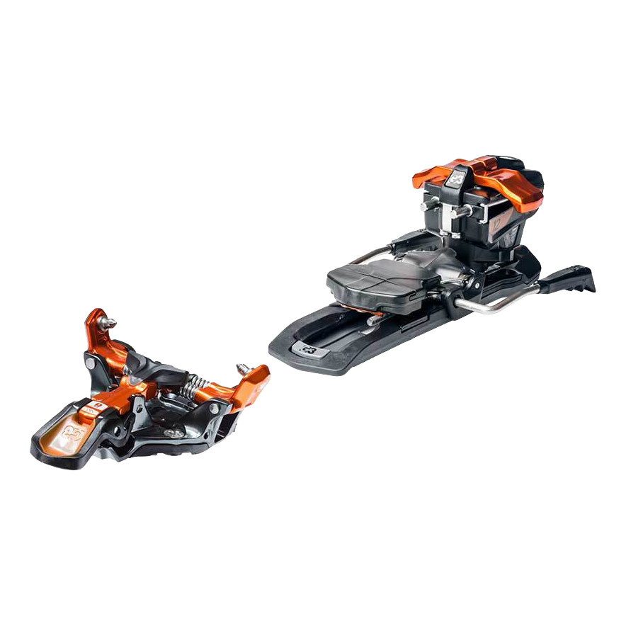 G3 Ion 12 Brake 110 black/orange