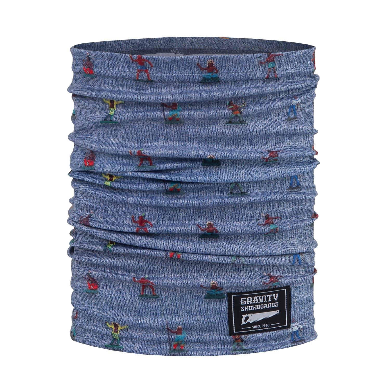 Nákrčník Gravity Apache Neck Warmer blue