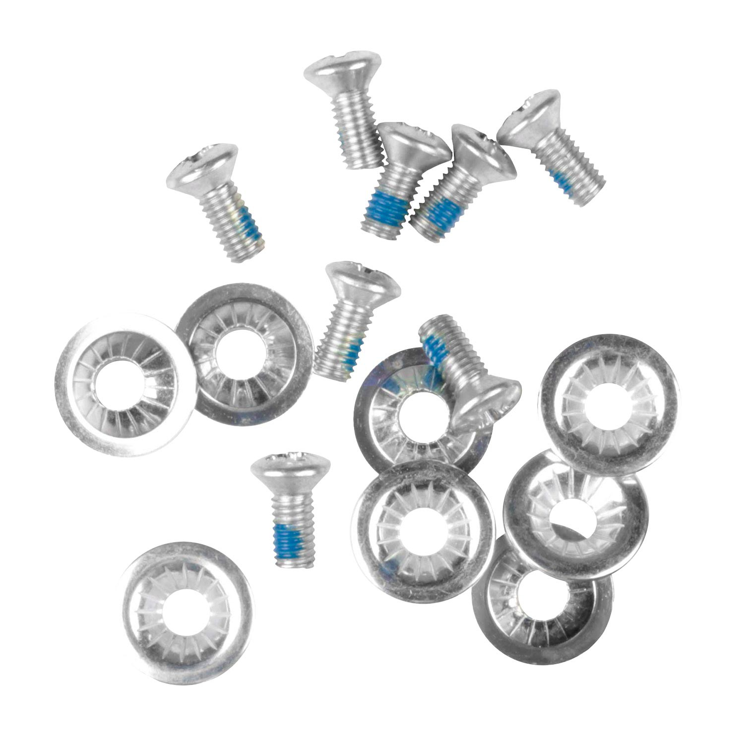 Šrouby Gravity Screws And Washers silver