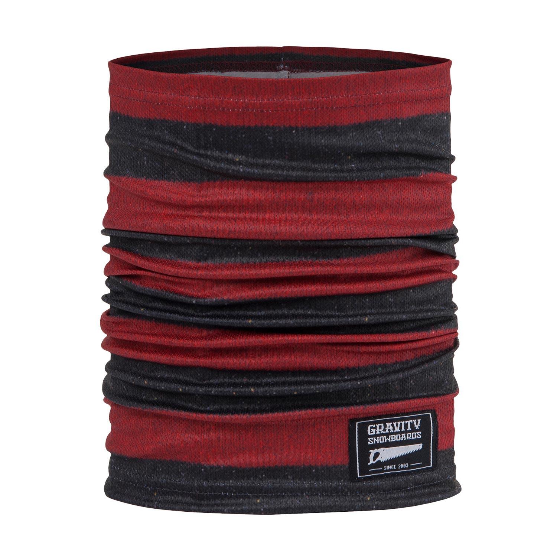Nákrčník Gravity Kurt Neck Warmer black/red
