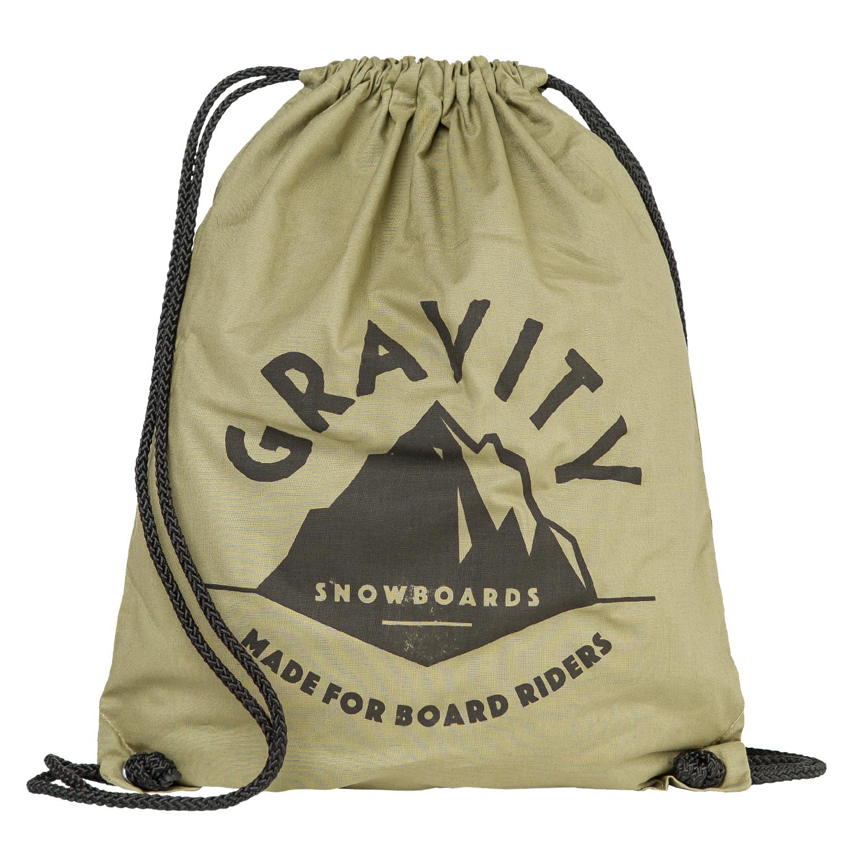 Pytlík na boty Gravity Peak Cinch Bag canvas
