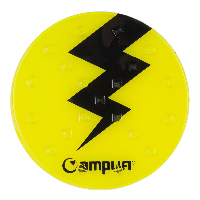 Grip Amplifi Round Stomp bold loud