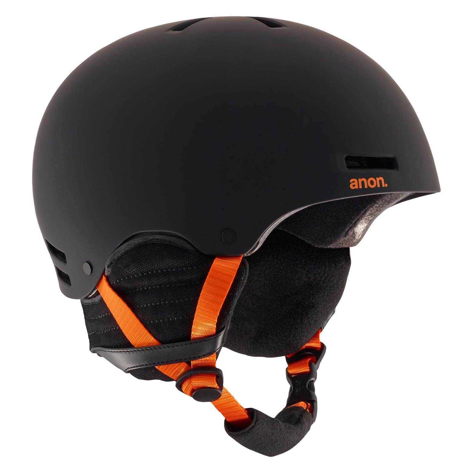 Helma Anon Raider black/orange vel.S 16/17 + doručení do 24 hodin